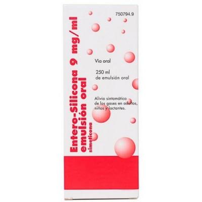 ENTERO SILICONA 9 mg/ml EMULSION ORAL 1 FRASCO 250 ml