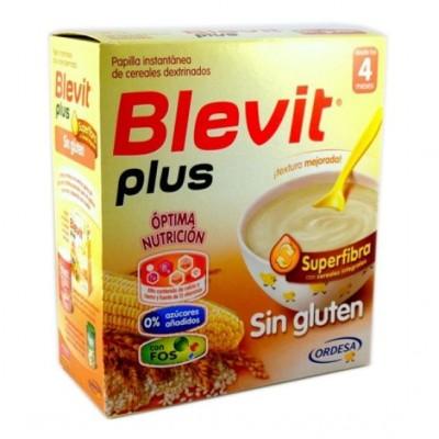 BLEVIT PLUS SUPERFIBRA APTO DIETA SIN GLUTEN 600