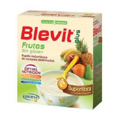 BLEVIT PLUS SUPERFIBRA FRUTAS 600 G