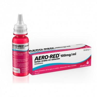 AERO RED 100 mg/ml GOTAS ORALES EN SOLUCION 1 FRASCO 25 ml