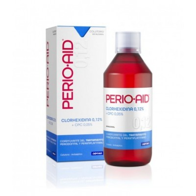 PERIO AID 0.12 TRATAMIENTO COLUTORIO 150 ML