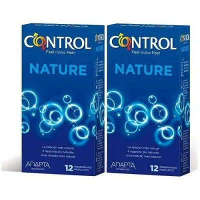 CONTROL NATURE PRESERVATIVOS PACK MEGAPRECIO 24