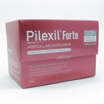 PILEXIL FORTE ANTICAIDA AMPOLLAS 5 ML 15 AMPOLLA