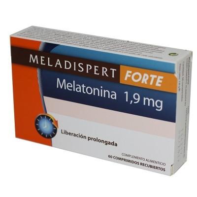 MELADISPERT FORTE MELATONINA 1.9 MG 60 COMP