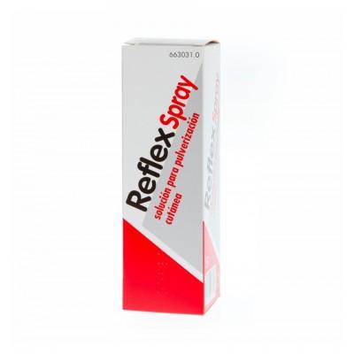 REFLEX AEROSOL CUTANEO EN SOLUCION 1 FRASCO 130 ml