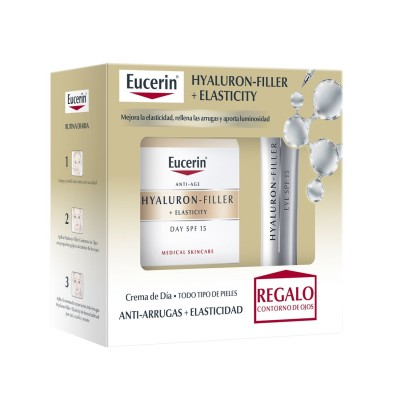 PACK ELASTICITY FILLER 50ML+CONTOR