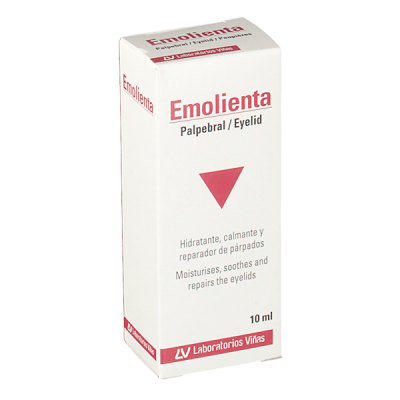 EMOLIENTA PALPEBRAL 10 ML.