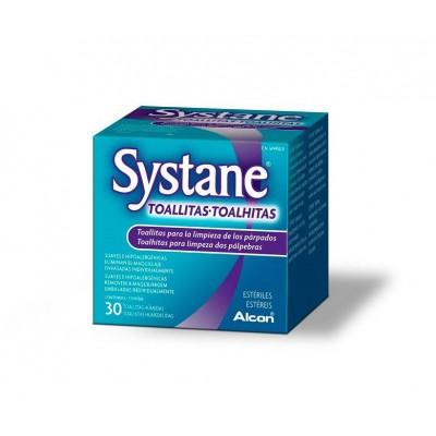 SYSTANE TOALLITAS 30 UDS