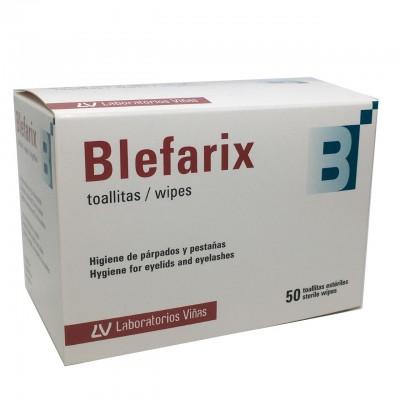 BLEFARIX  TOALLITAS 50 UD