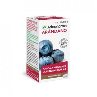 ARANDANO FRUTO ARKOCAPSULAS 280 MG 50 CAPSULAS