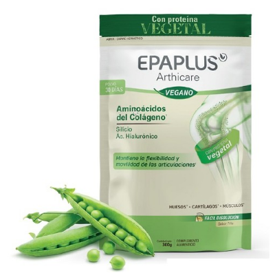EPAPLUS ARTHICARE PROTEINA VEGANO 300 G