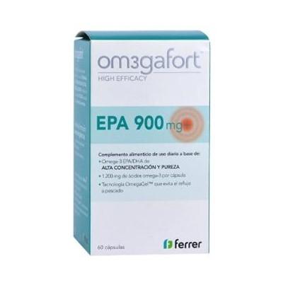 OMEGAFORT EPA 900 + 60CAPS