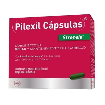 PILEXIL CAPSULAS STRENSIA