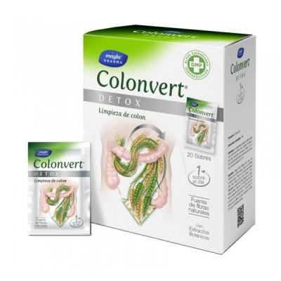 COLONVERT DETOX 20 SOBRES