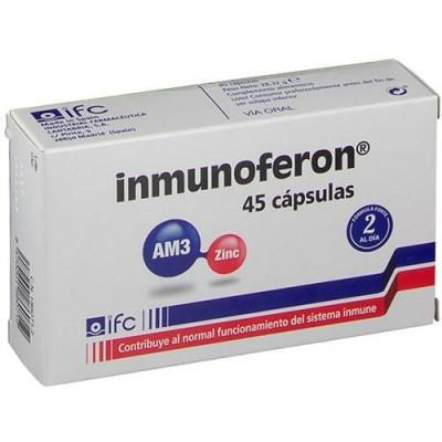 INMUNOFERON CAPSULAS 45 CAPS