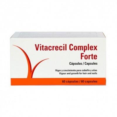 VITACRECIL COMPLEX FORTE CAPS 60 CAPSULAS