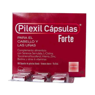 PILEXIL CAPSULAS FORTE 100 CAPS