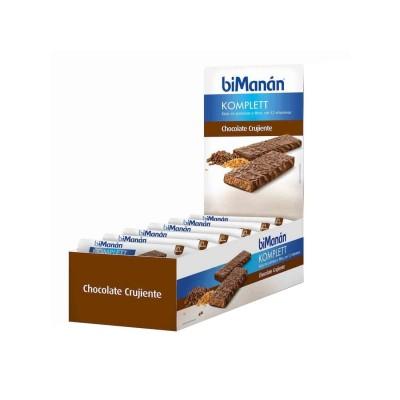 BIMANAN BARRITAS CHOCOLATE CRU 35 G 1 U (EXP 24