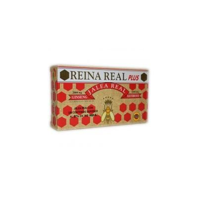 REINA REAL PLUS -20 AMPOLLAS