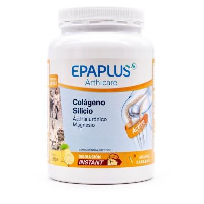 EPAPLUS COLAGENO + SILICIO + HIALURONICO + MAGNE SABOR LIMON 334,06 G