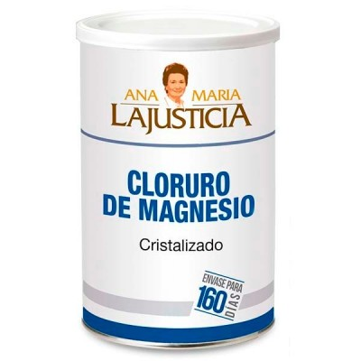 CLORURO DE MAGNESIO CRISTALIZADO 400 G