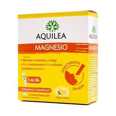 MAGNESIO AQUILEA GRANULADO 14 S8426420026611