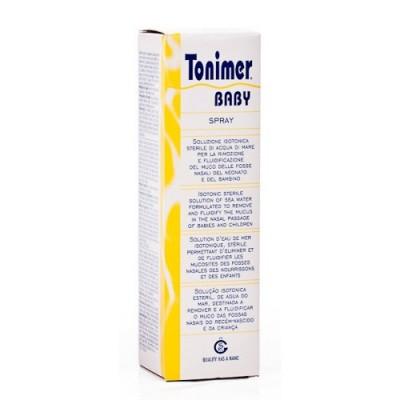 TONIMER BABY SPRAY SOL ISOTONICA ESTERIL DE MAR 100 ML