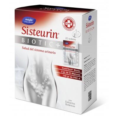 SISTEURIN BIOTIC 20 SOBRES
