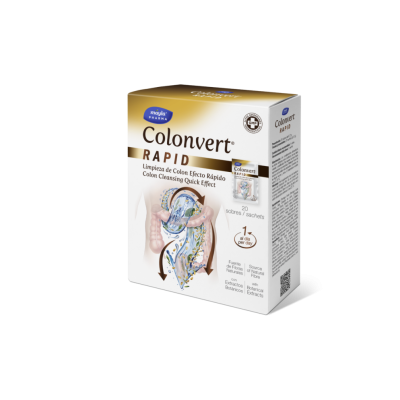 COLONVERT RAPID 20 SOBRES 7,9 G