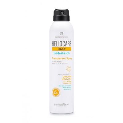 HELIOCARE 360º SPF 50+ PEDIATRICS SPRAY PROTECTO 200 ML
