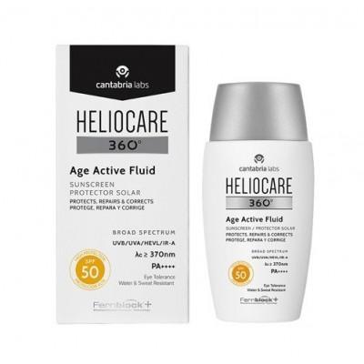 HELIOCARE 360º AGE ACTIVE FLUID PROTECTOR SOLAR 50 ML