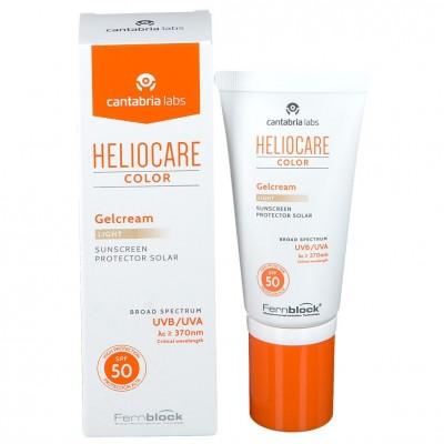 HELIOCARE GELCREAM COLOR SPF50