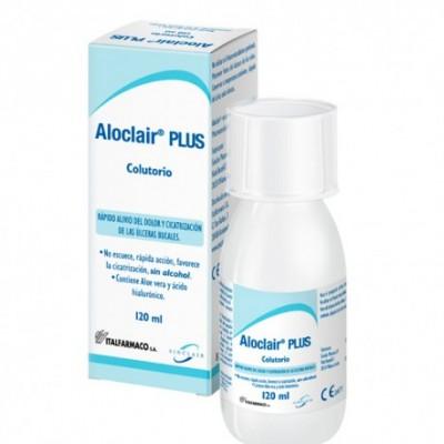 ALOCLAIR PLUS COLUTORIO 120 ML