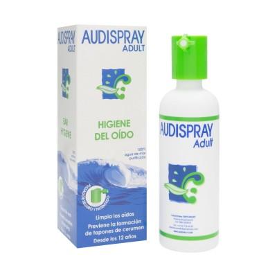 AUDISPRAY SOLUCION LIMPIEZA OIDOS 50 ML