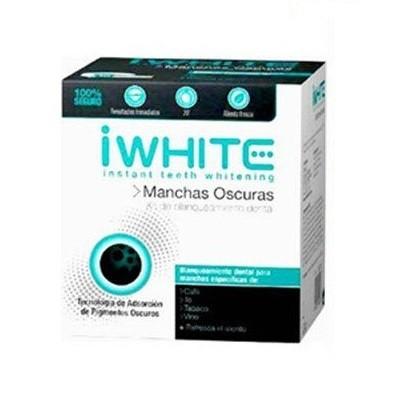 I WHITE KIT BLANQUEADOR MANCHAS OSCURAS 10 MOLDES