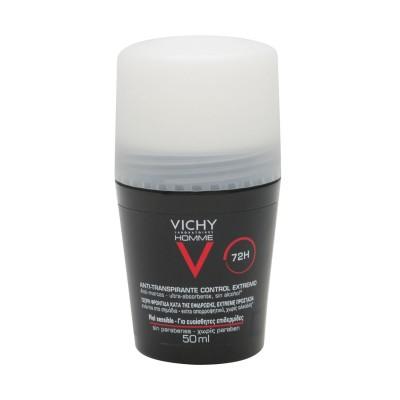 VICHY HOMME DESODORANTE REGULACION INTENSA  50 M