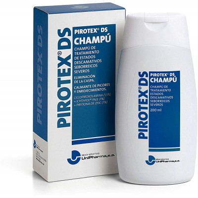 PIROTEX DS CHAMPU 200 ML